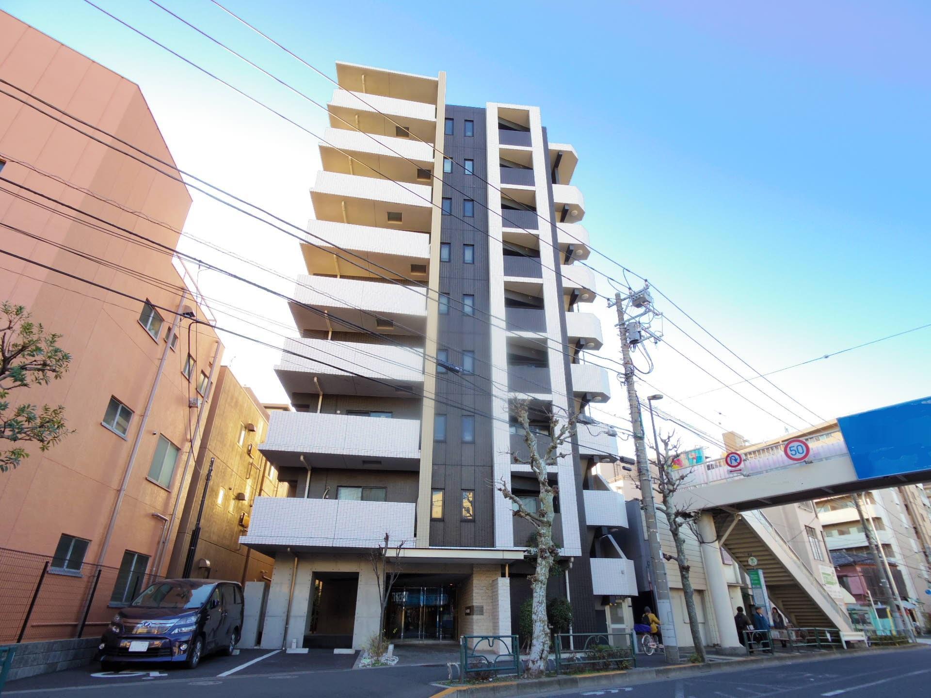 京成曳舟駅徒歩3分の分譲マンション