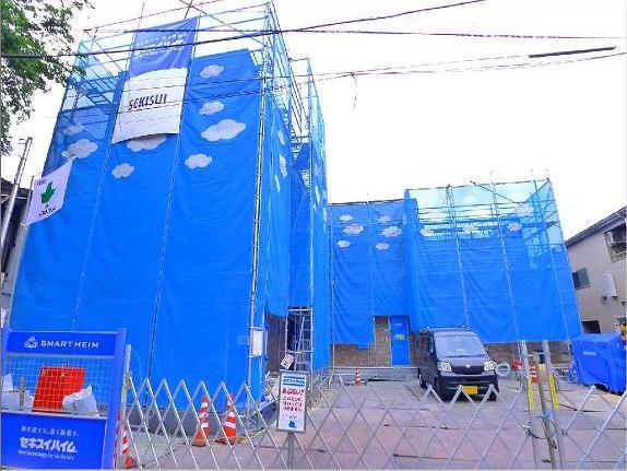セキスイハイム施工の新築物件